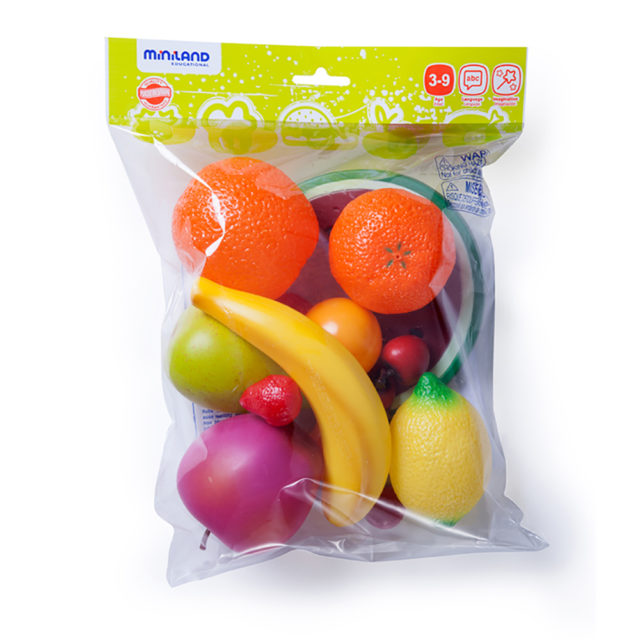 FRUITS 15 PCS