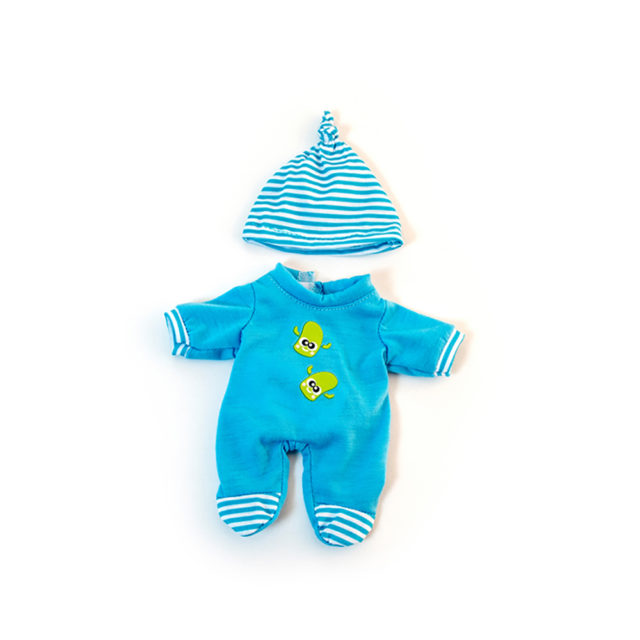 COLD WEATHER BLUE PJS 21CM