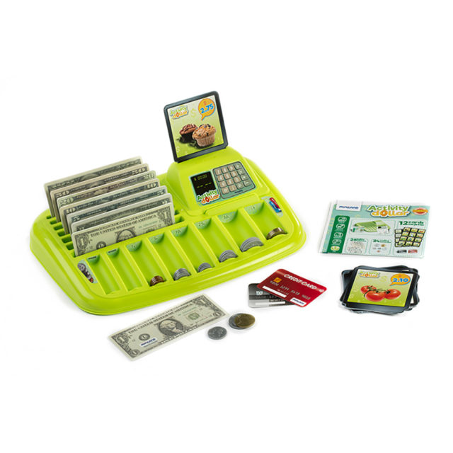 ACTIVITY DOLLAR TRAY