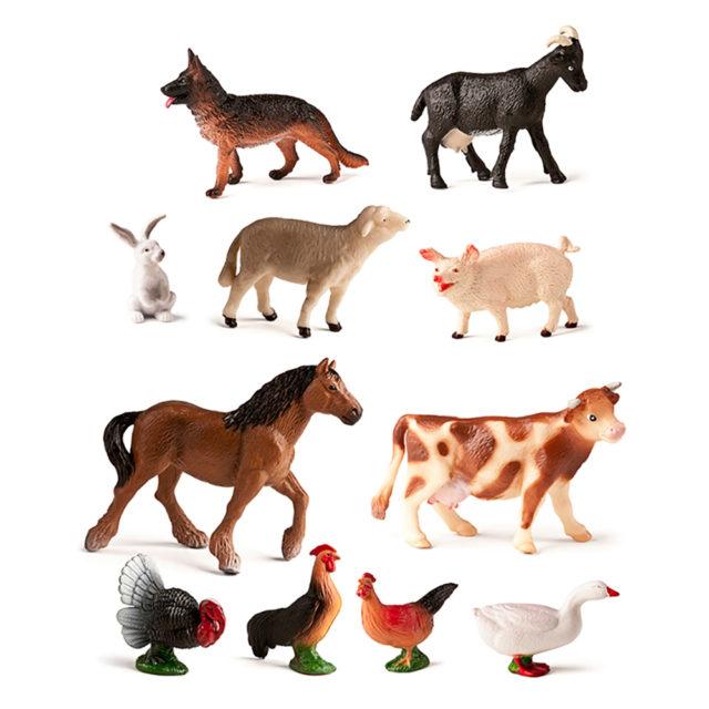 FARM ANIMALS 11 UTS