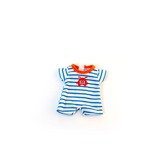 WARM WEATHER STRIPES PJS 21CM