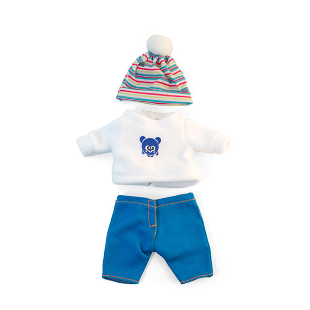 COLD WEATH SWEATSHIRT SET 21CM
