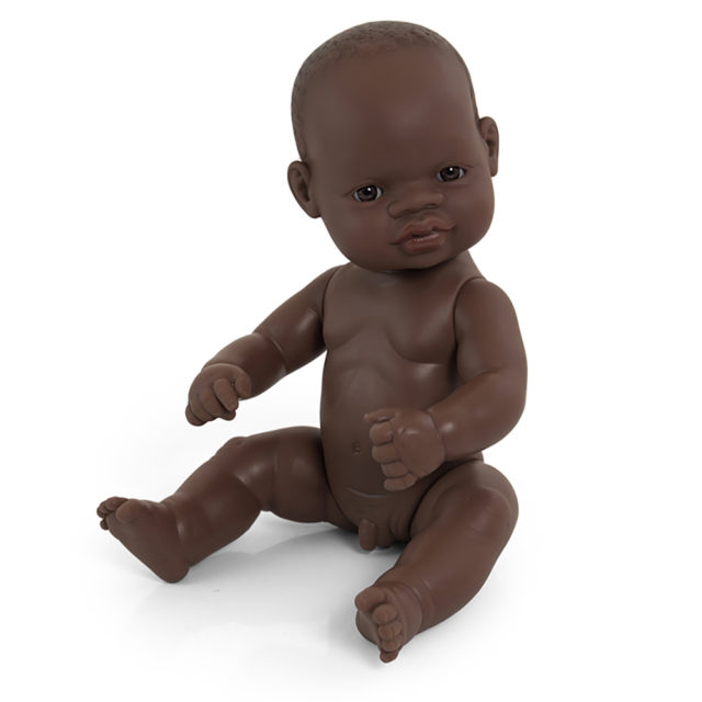 BABY AFRICANO NIÑO 32 CM