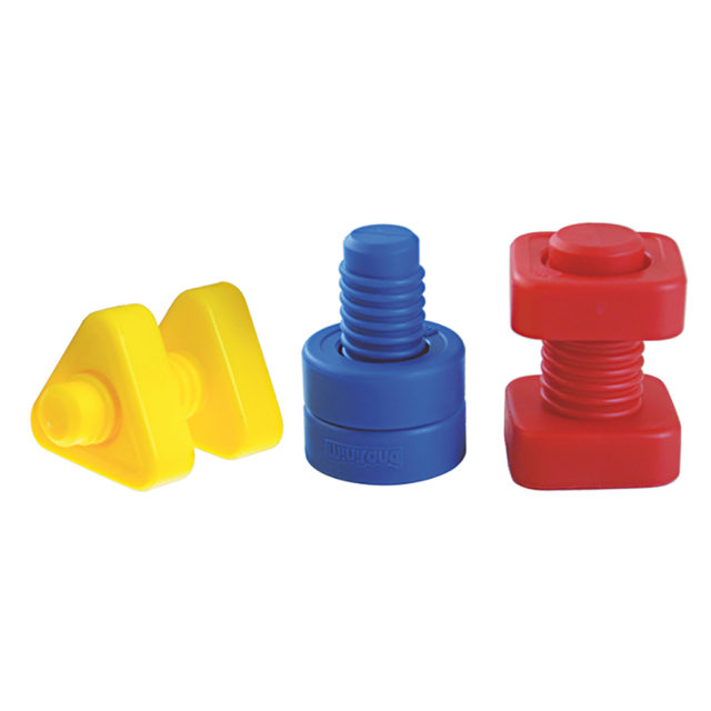NUTS AND BOLTS 48 PCS