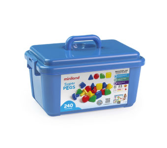 SUPERPEGS 240 PCS. PRIMARY C.