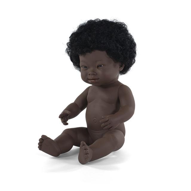BABY SD AFRICANO NIÑA 38 CM