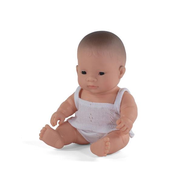 BABY ASIATICO NIÑA 21 CM