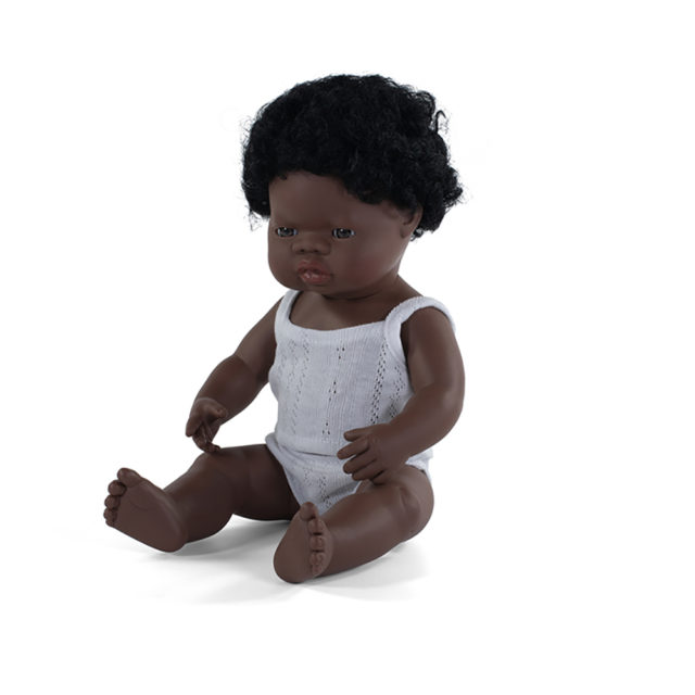BABY AFRICANO NIÑO 38 CM