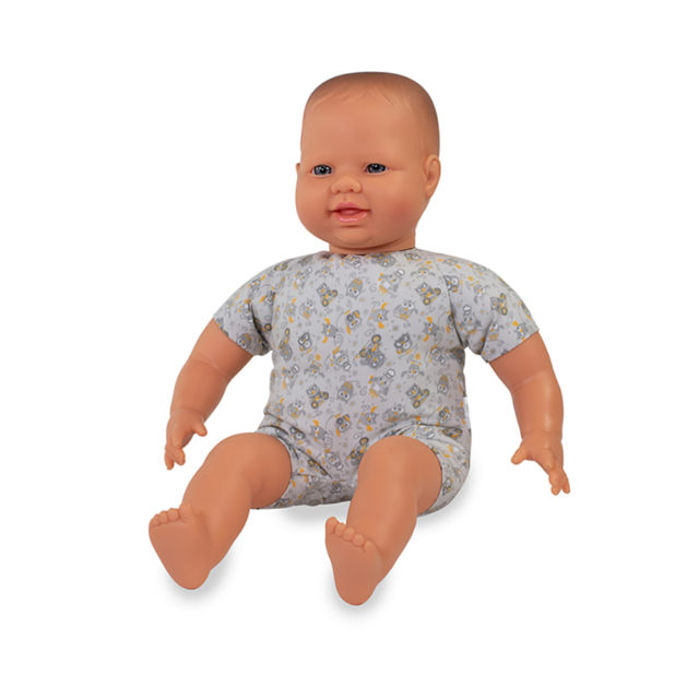 CAUCASIAN SOFT BODY DOLL 40 CM